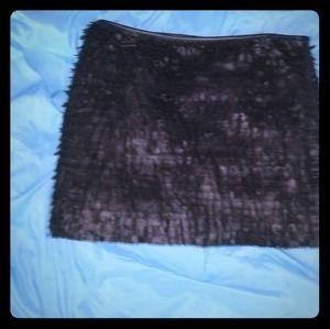 Dresses & Skirts - Black mini shimizu skirt
